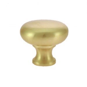 FT37863-FBB-31 - 31mm D-CAST KNOB+SCR/BRSH.BR (59)