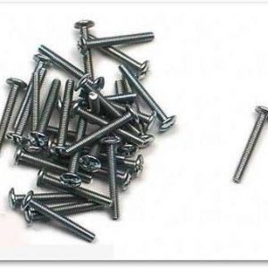 M0832012Z - Truss Head Hardware Screw - 8-32 x 1/2 in. (YB3)