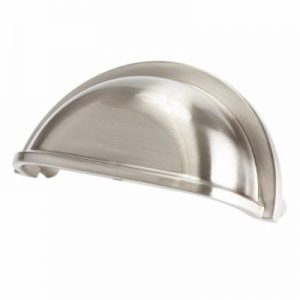 "BER9387-1BPN CUP PULL  3""CC BRUSHED NICKEL"